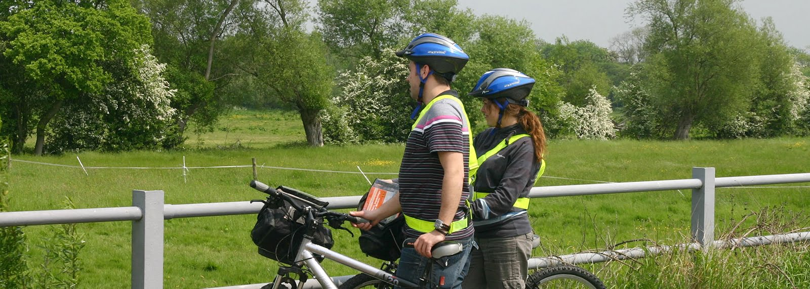 Learn more about cycling and walking on the moors